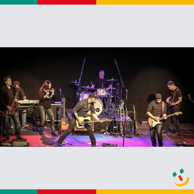 Bild vergrößern: BOSSTIME - a tribute to BRUCE SPRINGSTEEN and the E-STREET-BAND