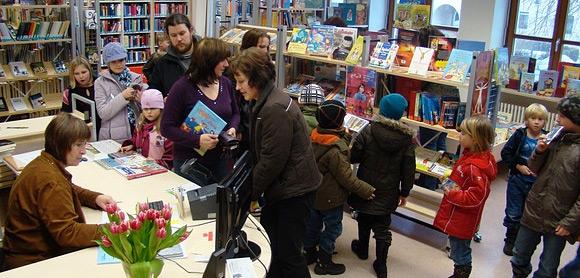 Online-Bücherei